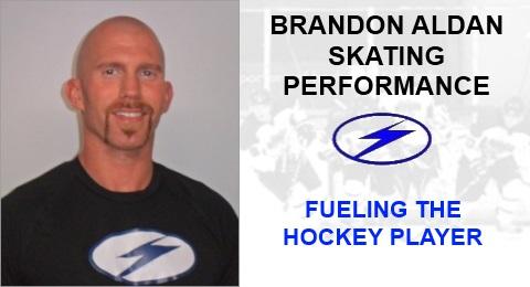Brandon Aldan Skating Performance