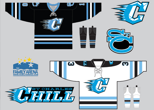 St Charles Chill Jerseys