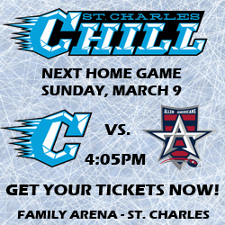 St. Charles Chill Home Game