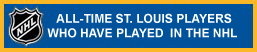 St. Louis - Played In NHL